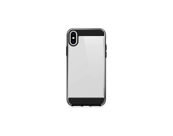 Etui HAMA Black Rock Air Robust do Apple iPhone X/XS Czarny