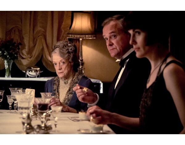 Downton Abbey. Film (DVD)