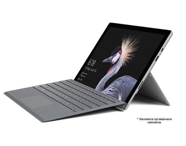 Laptop/Tablet 2w1 MICROSOFT Surface Pro i5-7300U/8GB/128GB SSD/HD620/Win10P