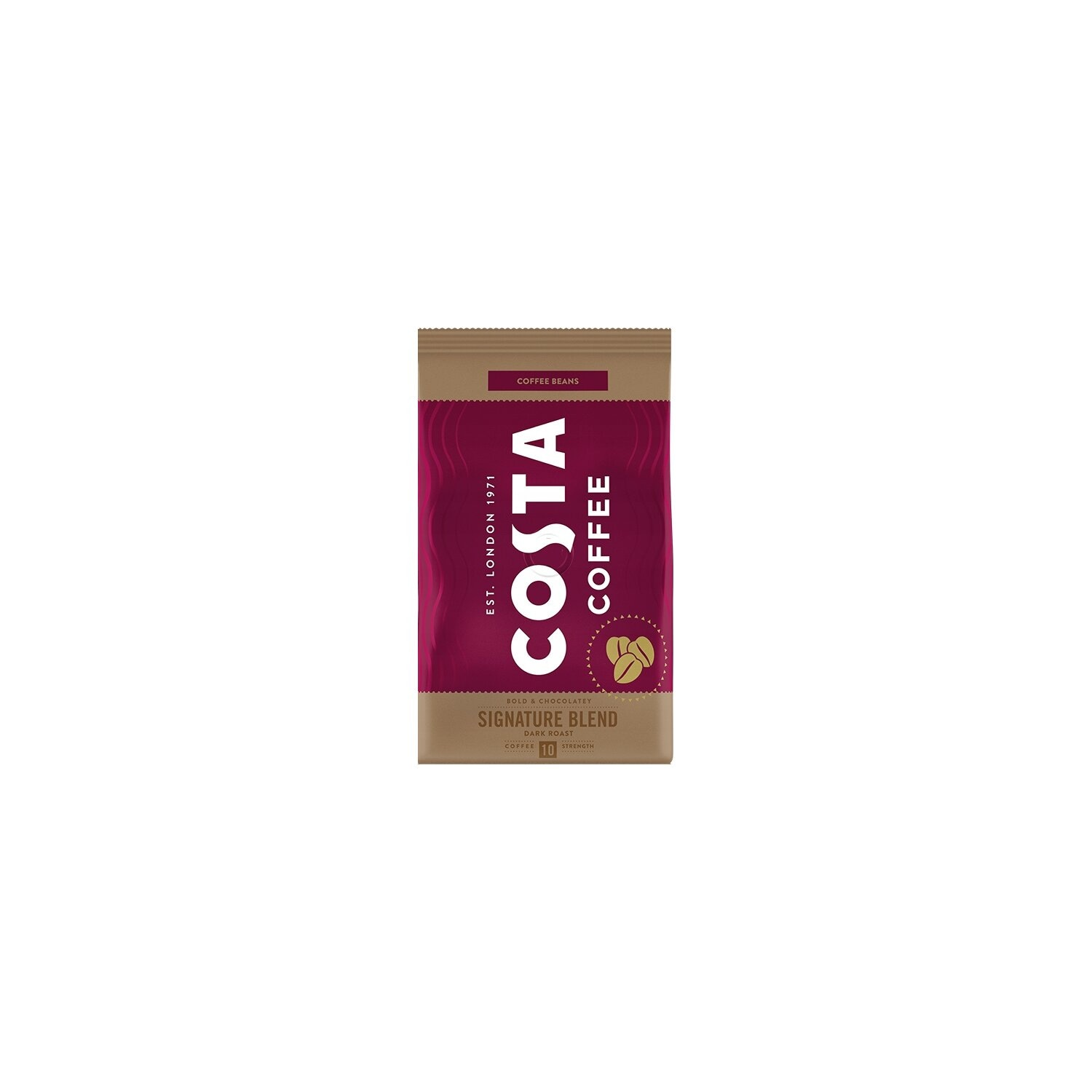 Kawa ziarnista COSTA COFFE SIGN DARK 1 kg