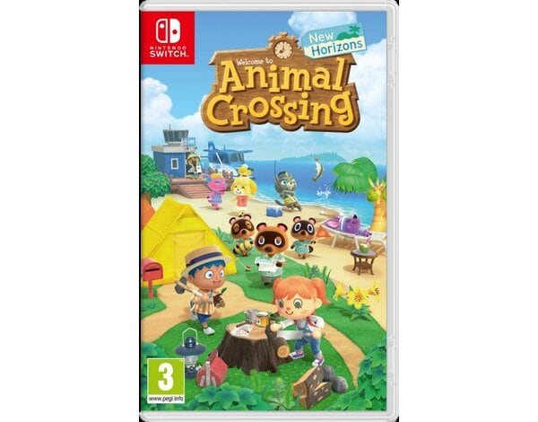 Gra Nintendo Switch Animal Crossing: New Horizons
