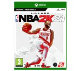Gra Xbox One NBA 2K21