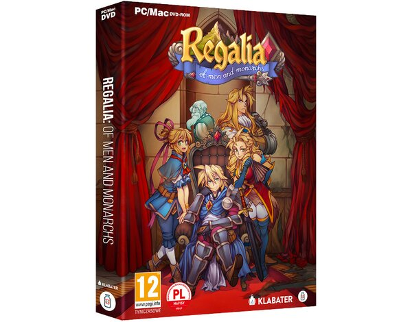 Gra PC Regalia: Of Men and Monarchs