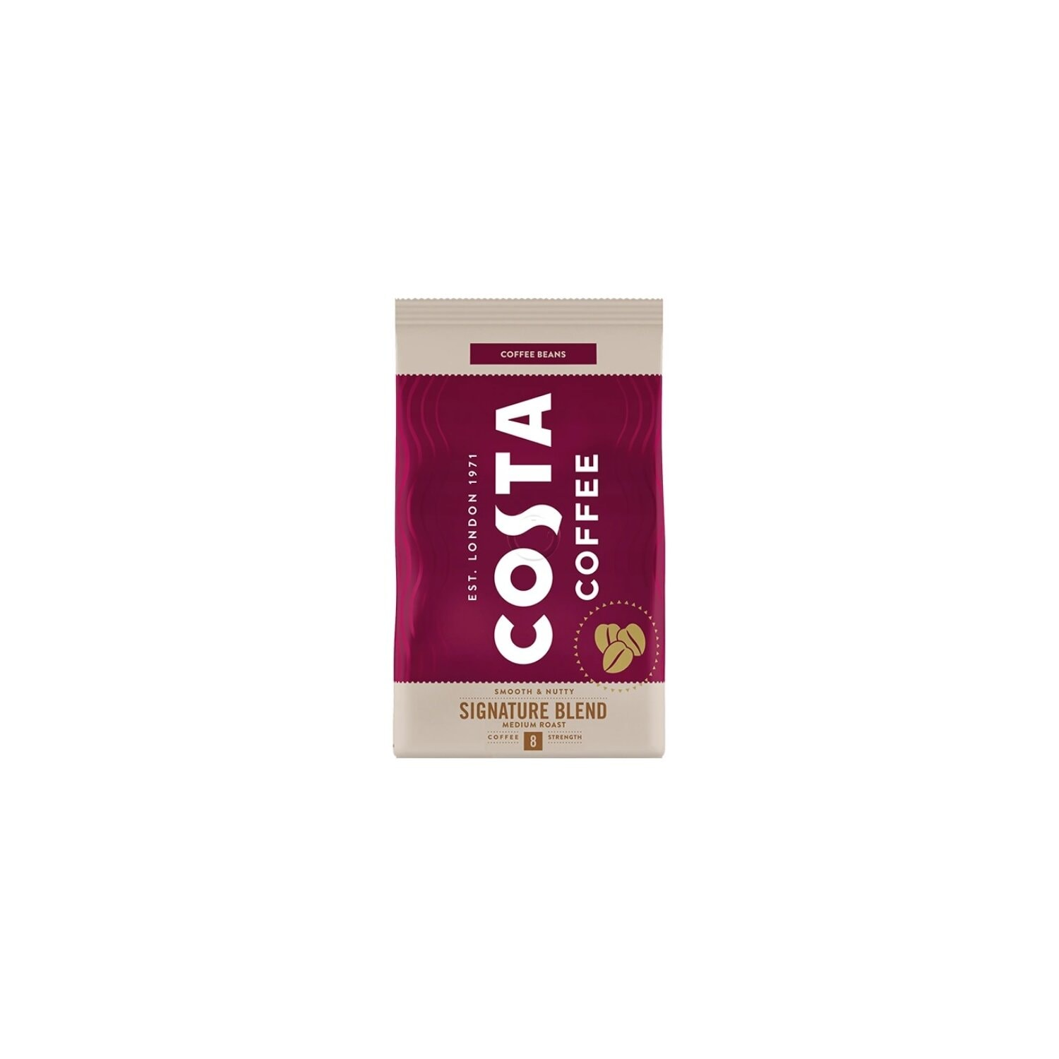 Kawa COSTA COFFEE Sign Medium 1kg