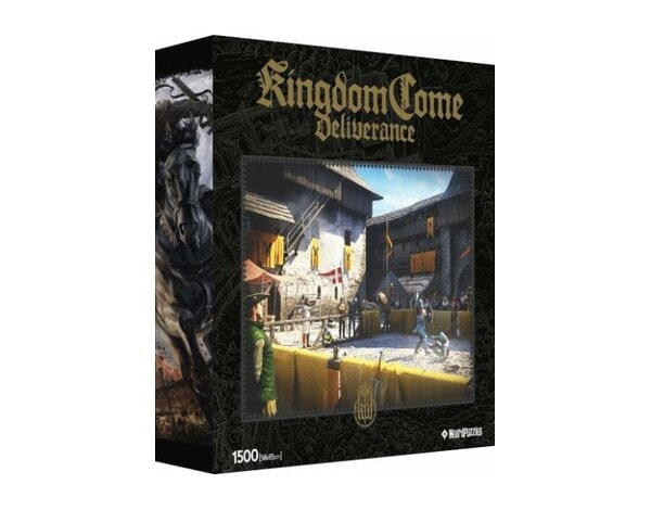Puzzle Kingdome Come Deliverance Turniej