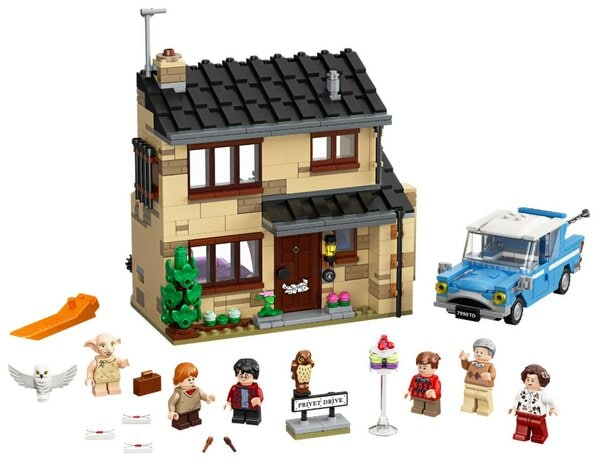 Klocki LEGO Harry Potter - Privet Drive 4 75968