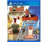 Gra PS4 Worms Battlegrounds + Worms W.M.D