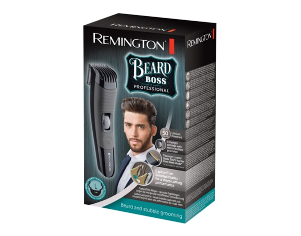Trymer REMINGTON MB4130 BEARD BOSS PRO