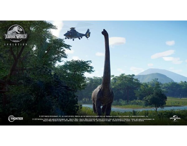 Gra Xbox One Jurassic World Evolution