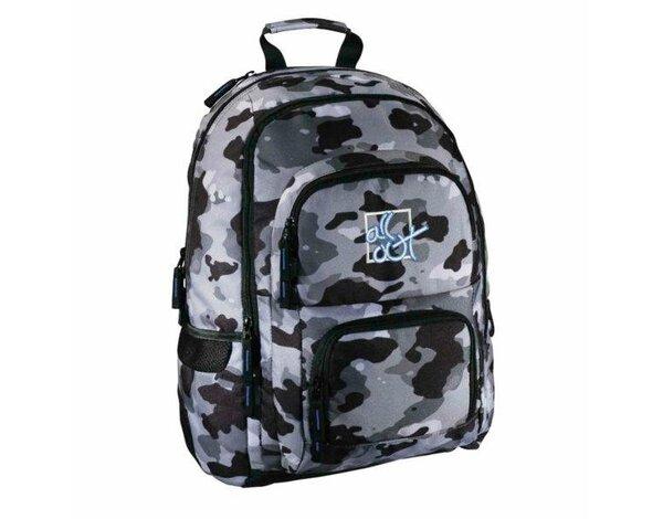 14ee2c85e10e5 Plecak szkolny HAMA Louth All Out Camouflage, Torby i Plecaki ...
