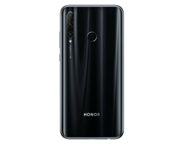 Smartfon HONOR 20 Lite Midnight Black
