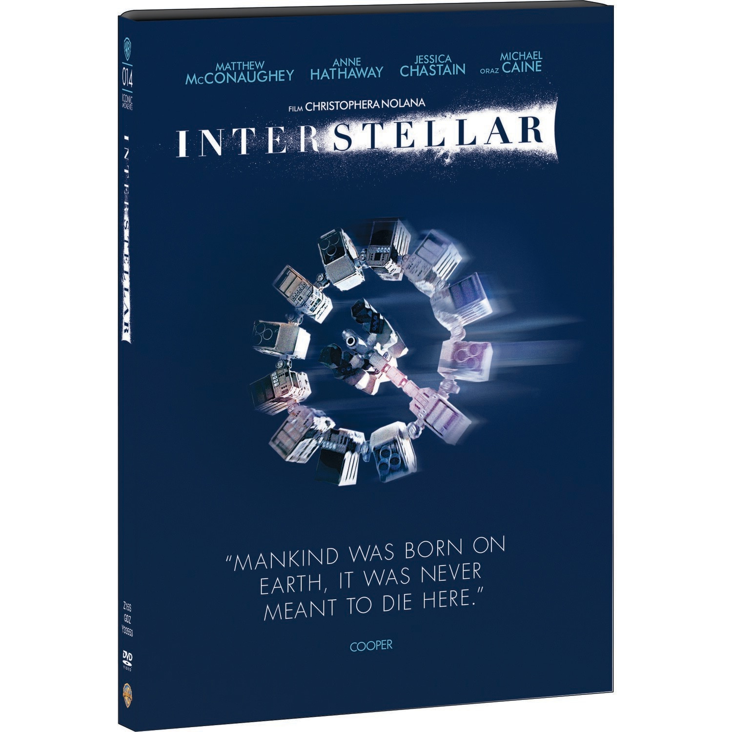 Interstellar (DVD) Iconic Moments