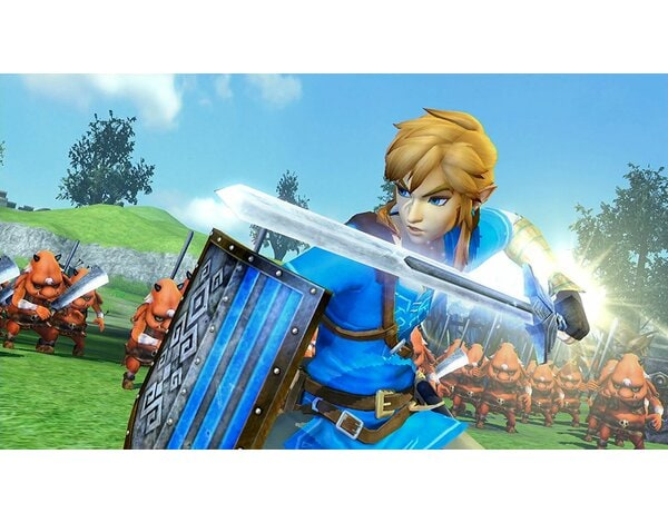 Gra Nintendo Switch Hyrule Warriors - Definitive Edition