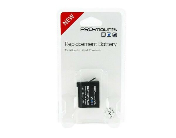 Akumulator PRO-MOUNTS Replacement Battery do Hero 4